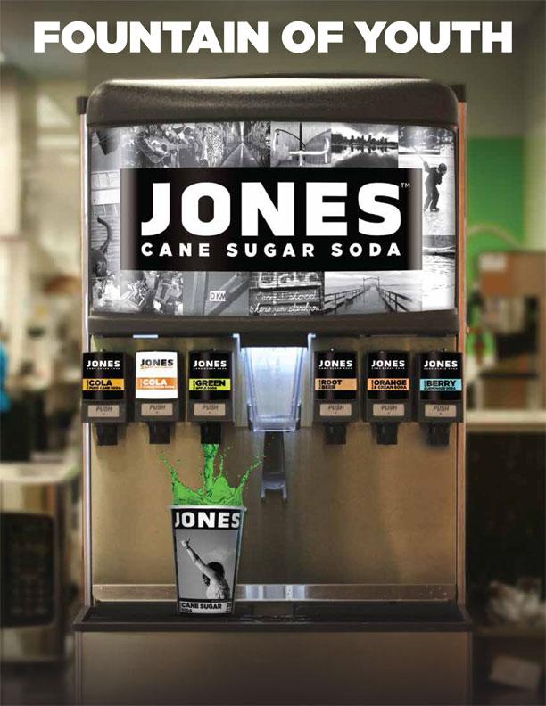 Jones Soda Fort Lauderdale