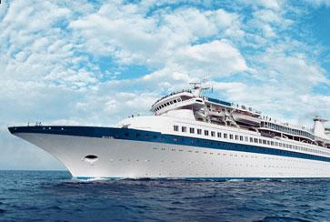 cruise ship supplies
