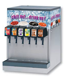 cola machine
